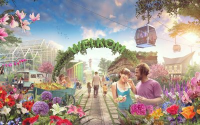 14 april t/m 9 oktober 2022 – FLORIADE EXPO